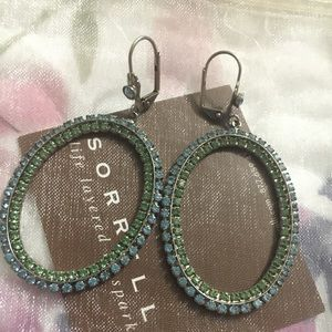 Sorrelli Ocean Statement Earrings